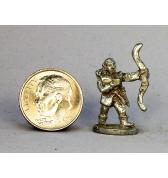 Elf with Bow pewter