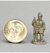 Infantry Standing Guard pewter