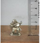 Dwarf with Crossbow pewter