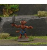 Kobold with Sword painted