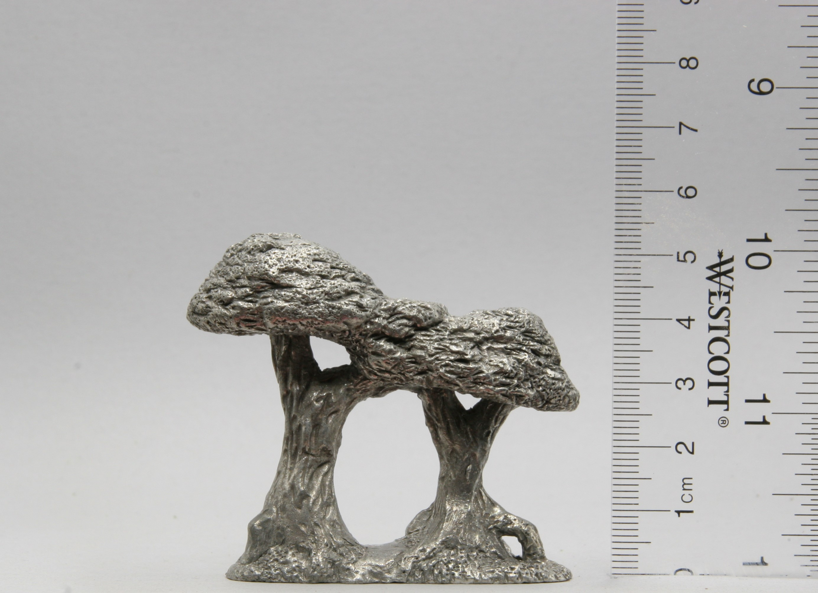 Double Tree pewter