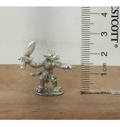 Kobold with Sword pewter